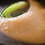 中国名菜 さだひろ - ふかひれの姿煮込み