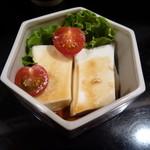 琉球・アジアンバール チュミチュミ - じーまみー豆腐