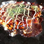 道とん堀 - お好み焼きプレーン