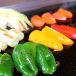 道とん堀 - 国産野菜