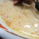 味の札幌 - スープ
