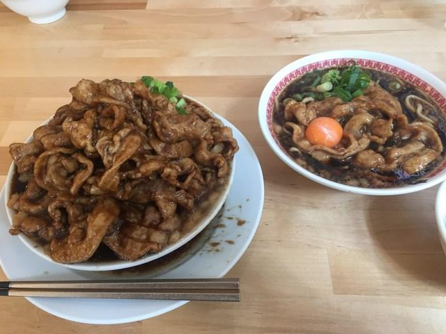 肉汁麺ススム>