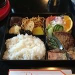 ムトー - 料理写真:日替わり弁当