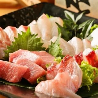 ≪海鮮≫厳選の鮮魚をご堪能あれ!