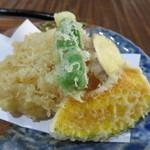 手取川 竹やぶ - 天ぷら