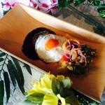 Hona Cafe - 料理写真:ハワイアンロコモコ
