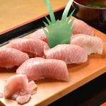 てっか丼 山もと - 料理写真: