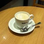 ドトールコーヒーショップ - カフェラテ