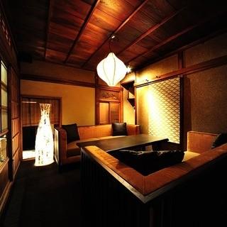 【完全個室】築60年の旅館を改装したノスタルジックな店内