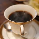 カフェ・デ・プリマベーラ - ノワールブレンド ¥600