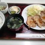 丸とし - 焼き肉定食
