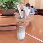 ドトールコーヒーショップ - ドリンク写真:ハニーカフェオレ Mサイズ