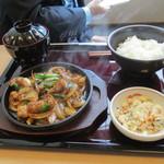 50069775 - 豚の生姜焼き定食