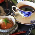 久恵風穴の里 ごもくめし - コーヒーとデザート