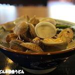 丸亀製麺 - うどんが見えないっぽ