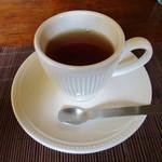 サマナラ - 何故か紅茶が先に出た?