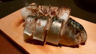 きはちらくはち やしろ店 - 「しめ鯖の棒寿司」