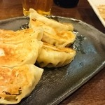食麺酒処鉄ぺい - 手作り餃子♪