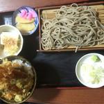そば処 中津川 -