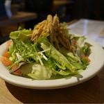 MeatBle - サラダは、追加しました☆