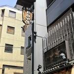 50077964 - 外観(カフェは2階)