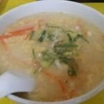 長春焼肉台湾料理店 - 料理写真:クッパ ¥480