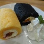 ガーデナーズ キタトダ - (2016/2月)「5周年記念のミニロールケーキ」