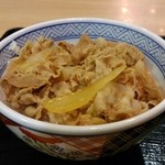 Yoshinoya - 豚丼(並盛)