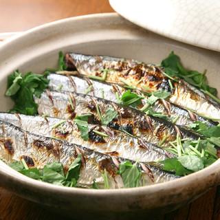 こだわり抜いた鮮魚を提供致します。