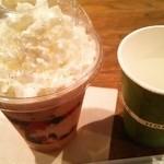 ホノルルコーヒー - アイスカフェモカ