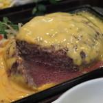 数寄屋バーグ - 濃厚チーズフォンデュ・ハンバーグ