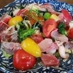 さらい - 海鮮サラダ
