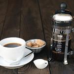 Futbol & Cafe mf - コーヒー (2杯分) ¥500