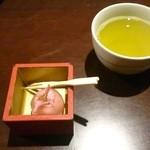 鮨 有楽 - 甘味