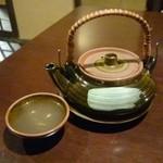 鮨 有楽 - 土瓶蒸し