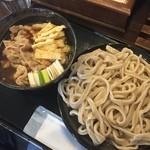 50088998 - 豚肉汁うどん(黒)
