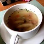 グリーンテラス 雲仙 - スープ