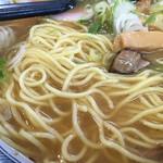 支那虎 - 麺