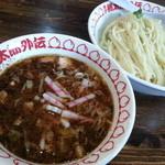 支那そば きび - つけ麺2016.4.19