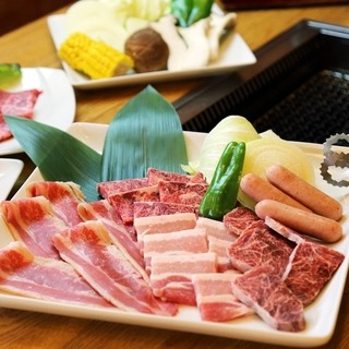 焼肉食べ放題~安心・安全・美味~