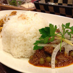 50091135 - キーマカレー食べ比べ(北インド風)