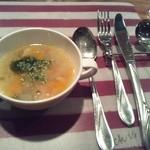 ヨシミチ - スープだよ