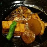 なるみ乃 - 2016.05 鯛かぶと煮
