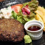 ウィッフィ - 尾崎牛100%ハンバーグ