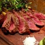 ウィッフィ - 尾崎牛シンタマのステーキ