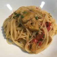 トラットリアプレッツァ - 青森県大間産生ウニのスパゲッティ
