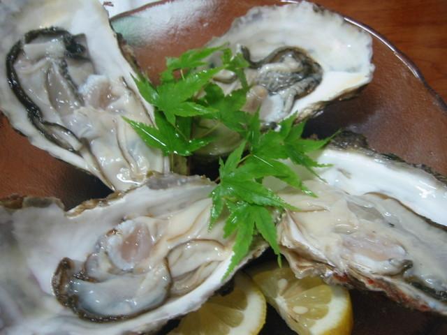 はまぐり - 生牡蠣