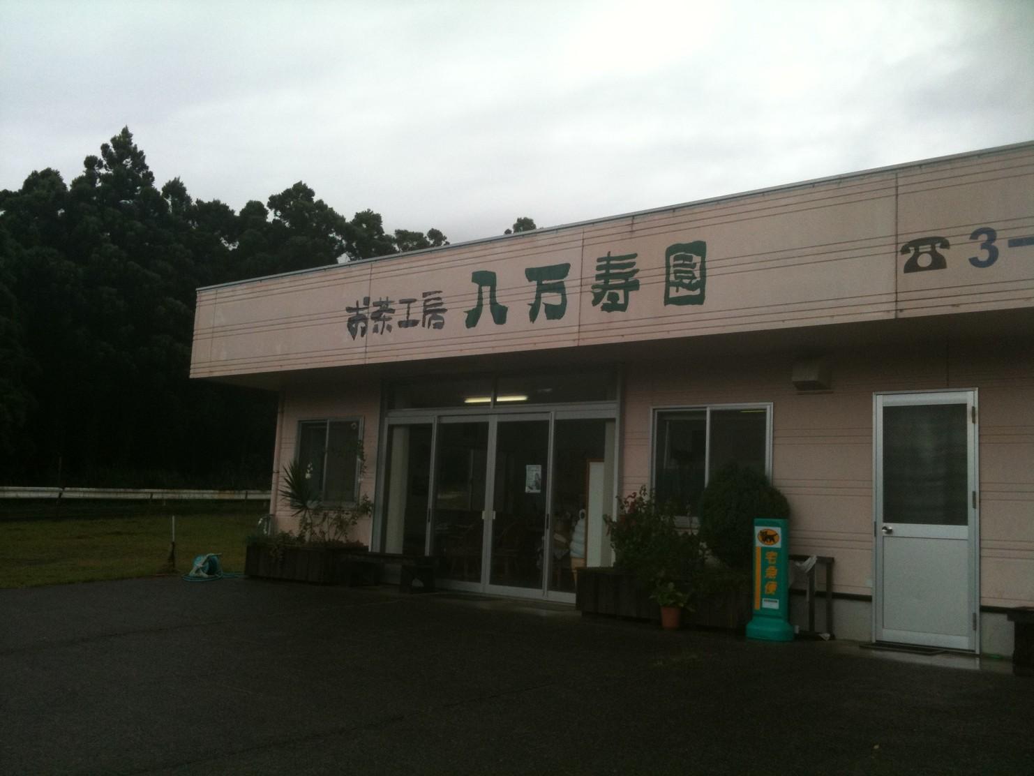 八万寿茶園
