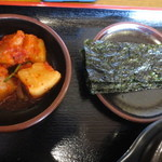 一平ちゃん - かくてき&韓国海苔