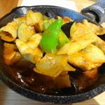 50101242 - 茄子と豚肉の旨味噌カレー 790円(税込)